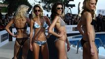 Monaco, Monte Carlo, Models, Amber Lounge Fashion Show - Formula 1 World Championship, Rd 6, Monaco Grand Prix