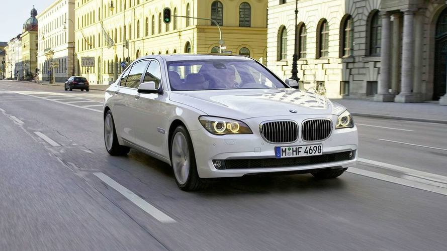 Thieves steal BMW 7-Series used for Detroit Auto Show