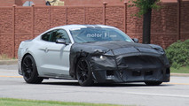 2019 Shelby Mustang GT500 Spy Photos