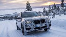 BMW X3 2017 teaser