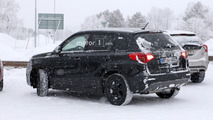 2018 Suzuki Vitara facelift spy photo