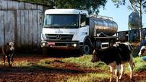 Mercedes-Benz Custom Milk Truck
