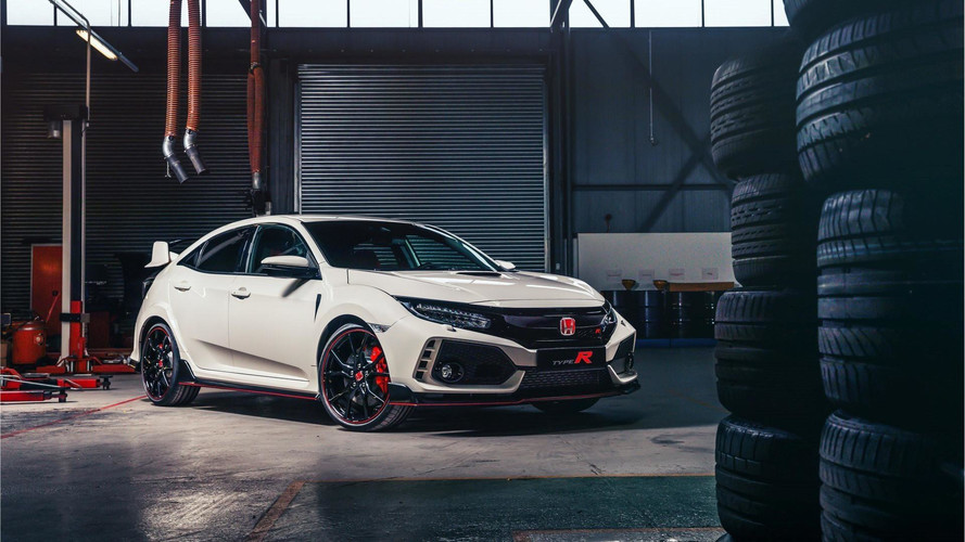 Honda Civic Type R To Make Goodwood UK Debut