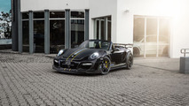 Techart Porshce 911 Turbo Cabriolet