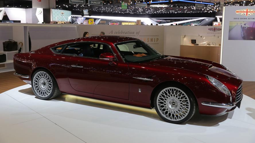 Speedback GT: Klasik tasarımın modern güç ile buluşması