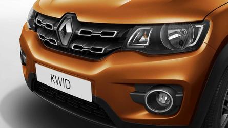 Renault Kwid de produção aparece em primeiras imagens oficiais