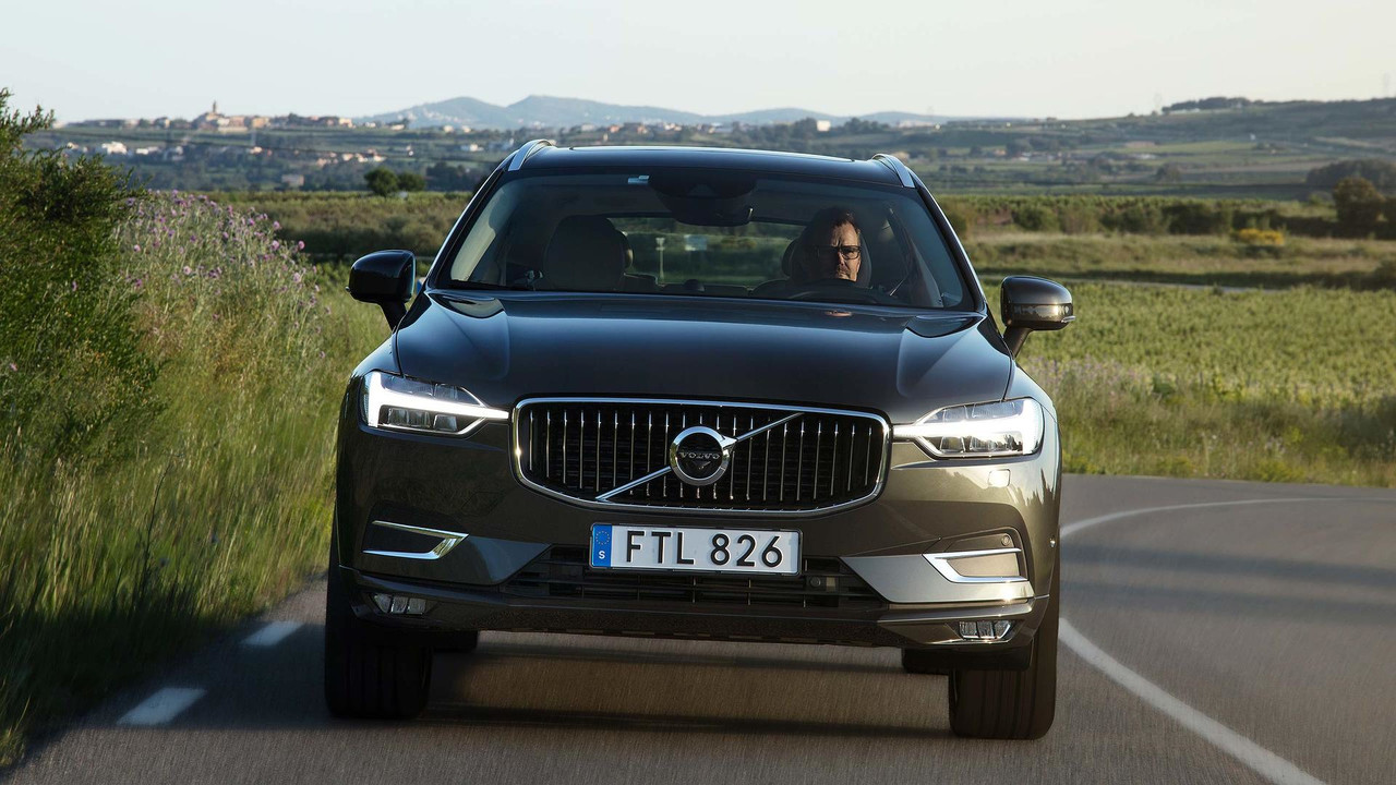 2017 volvo xc60 first drive. Black Bedroom Furniture Sets. Home Design Ideas