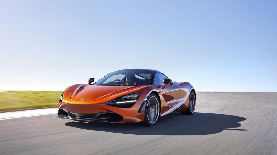 Most Expensive 2018 McLaren 720S Costs Over $500,000