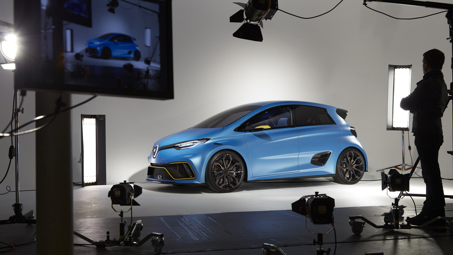 Renault Zoe RS Hot E-Hatch Might Actually Happen