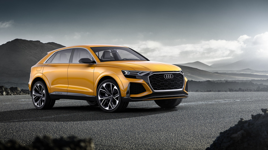 Audi Q8 production commences in 2018, Q4 in 2019