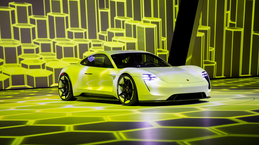 Porsche Mission E Pricing To Start About $85K, Like Base Panamera