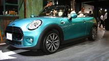 MINI Cooper Convertible drops its top in Tokyo