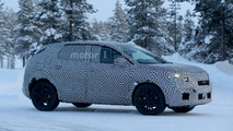New Peugeot 3008 spied looking more like a crossover