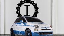 Star Wars themed Fiat 500