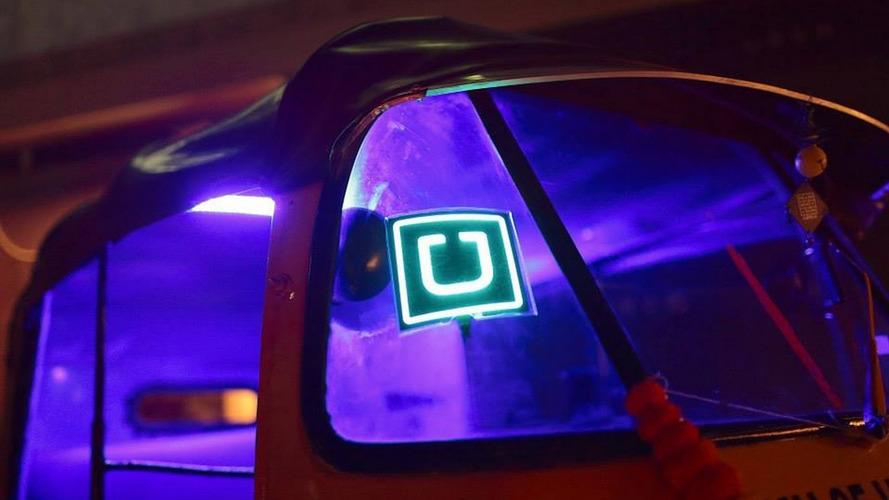 Uber France on strike
