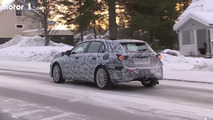 Mercedes-Benz A-Class Spy Video