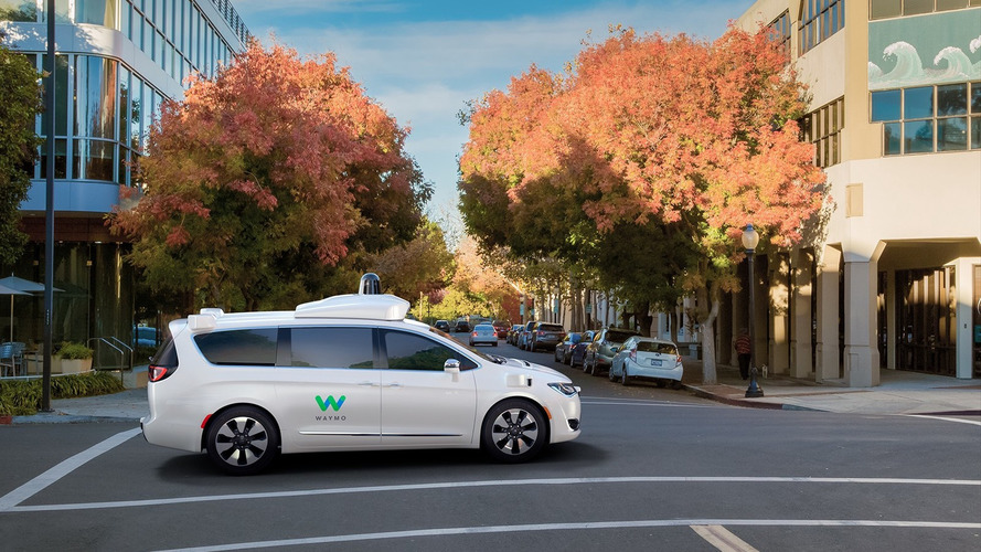 Google Waymo's self-driving cars need less and less human intervention