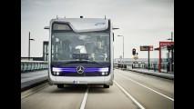 Ônibus autônomo da Mercedes percorre 20 km sem interferência do motorista