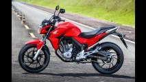 Nova Honda Twister já emplaca o dobro da rival Yamaha Fazer 250