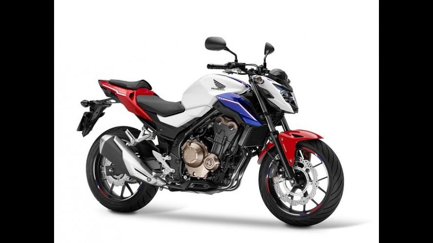 Segredo: nova linha Honda CB500 2016 chega ao Brasil em junho