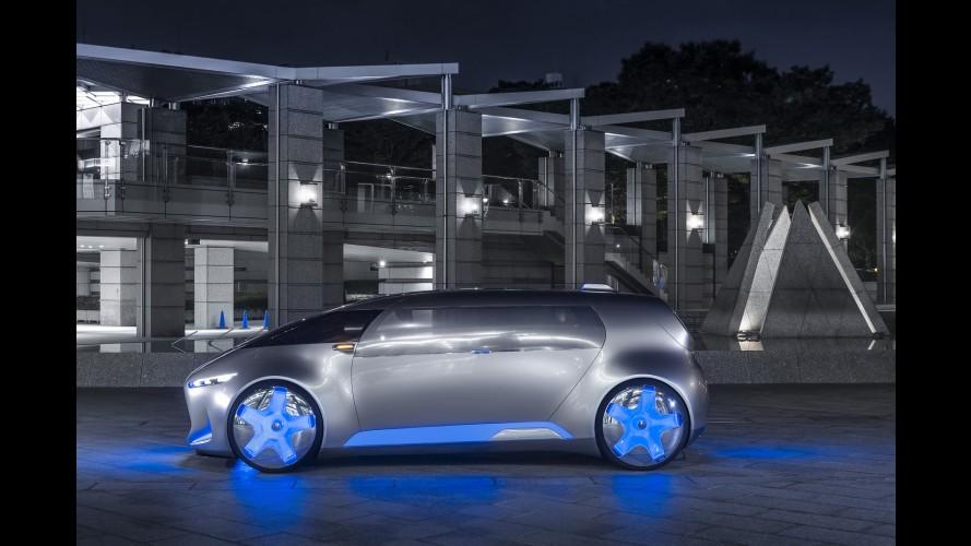 Mercedes considera marca eco-friendly para rivalizar com BMW i
