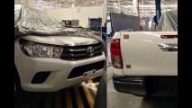 Toyota Hilux 2016: imagem de catálogo mostra nova geração da picape