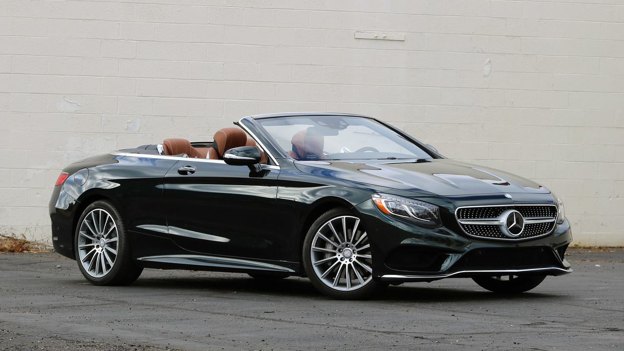 2017 mercedes benz s550 cabriolet review all the luxury for Mercedes benz s550 reviews