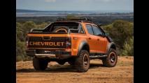 Novas Chevrolet Trailblazer e S10 2017 são antecipadas por conceitos