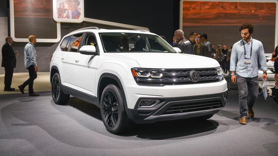 VW tasarımcısı Atlas'ın tasarımına sıkıcı dedi