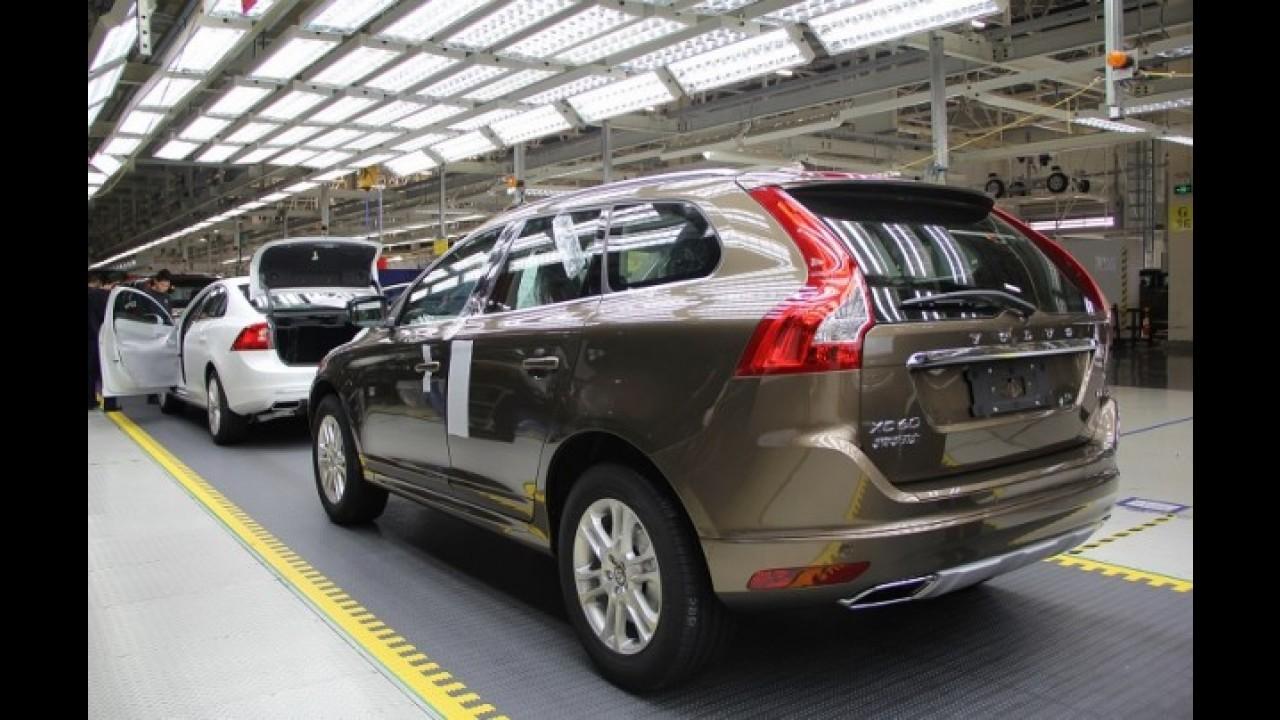 China deve deixar EUA para trás e se tornar maior mercado da Volvo