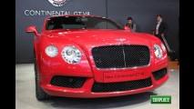 Direto de Detroit: Fotos do Novo Bentley Continental GT V8