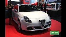 Alfa Romeo Giulietta será vendido no Brasil e marca pode ter carro nacional em 2014