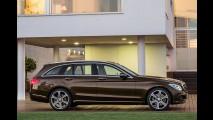 Mercedes Classe C Estate 2015 tem primeiras fotos oficiais reveladas - veja galeria