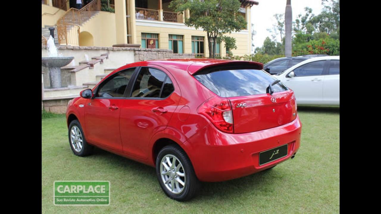 JAC Motors surpreende e anuncia garantia de 6 anos para modelos J3