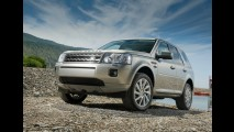 Land Rover anuncia recall do Freelander 2 no Brasil