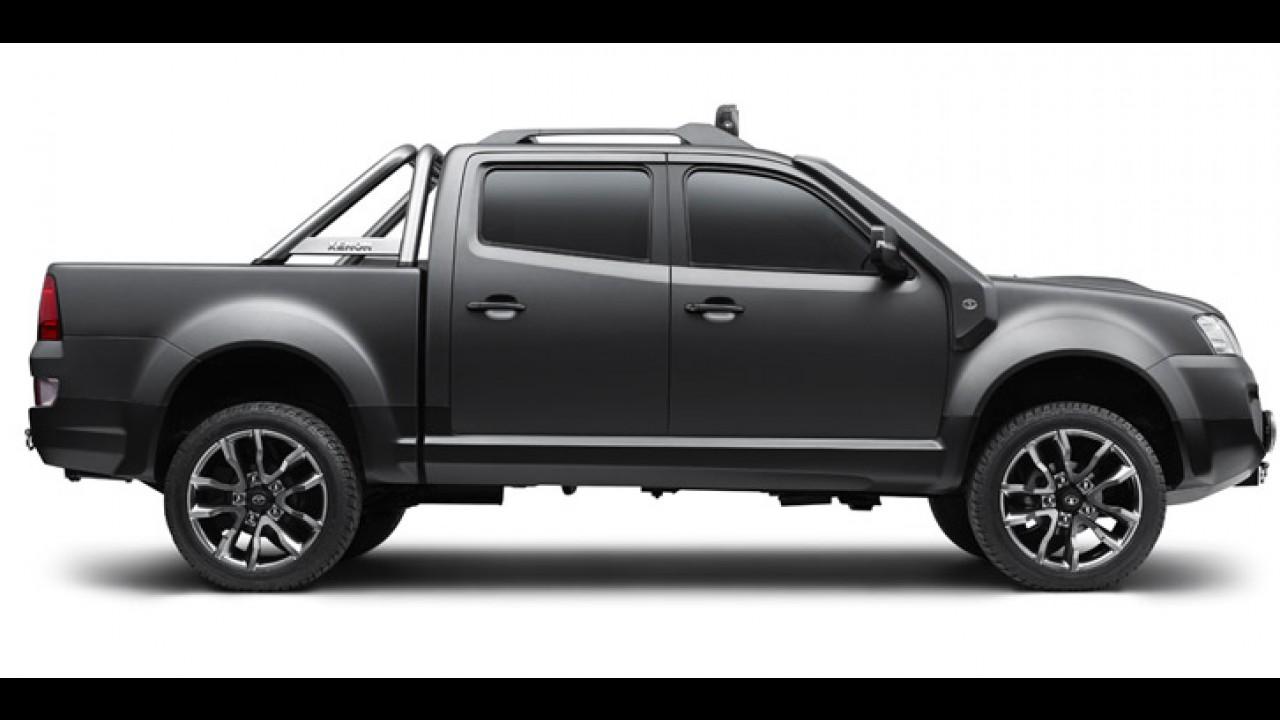 Salão de Melbourne: Xenon Tuff Truck Concept é destaque da Tata
