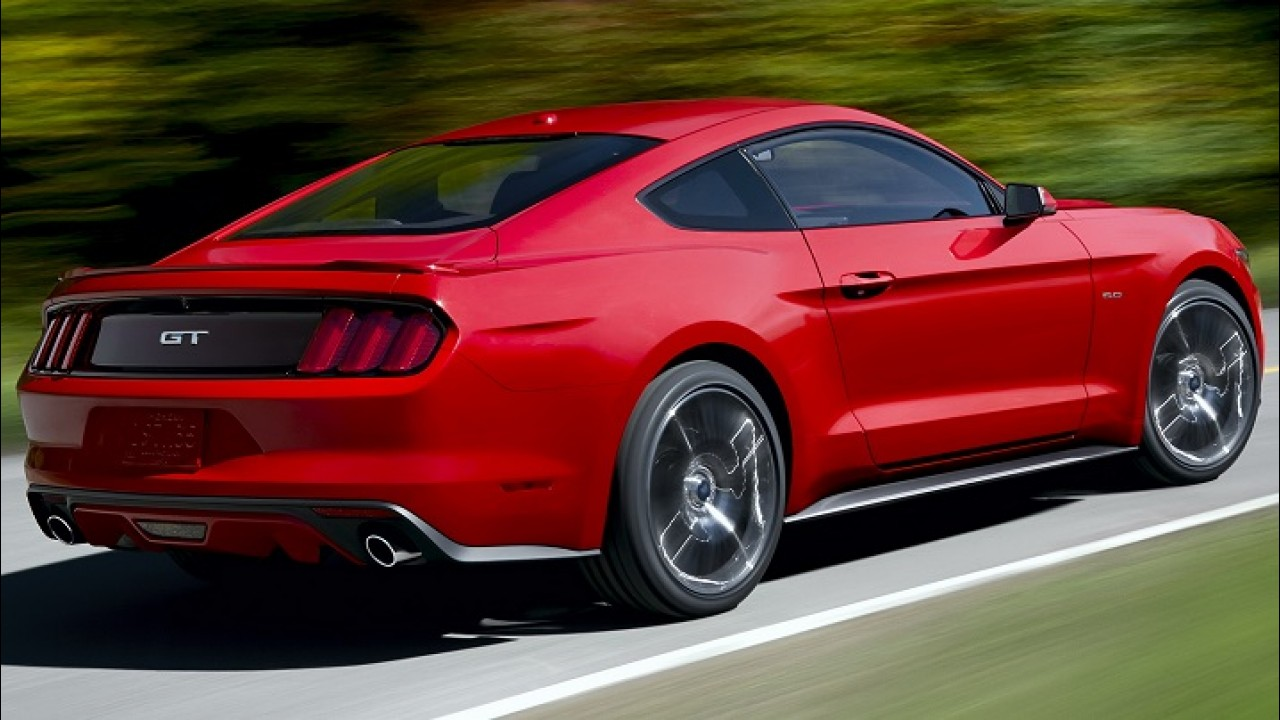 Vai para a caridade: Ford leiloará primeira unidade do novo Mustang