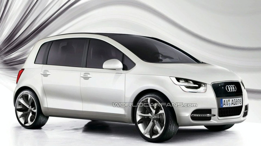 Upcoming Audi A2 to be EV only