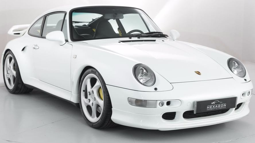 Add a rare Porsche 993 Turbo X50 to your collection for $325k