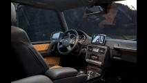 Mercedes-Benz G63 AMG aparece em primeiras imagens oficiais antes de Pequim