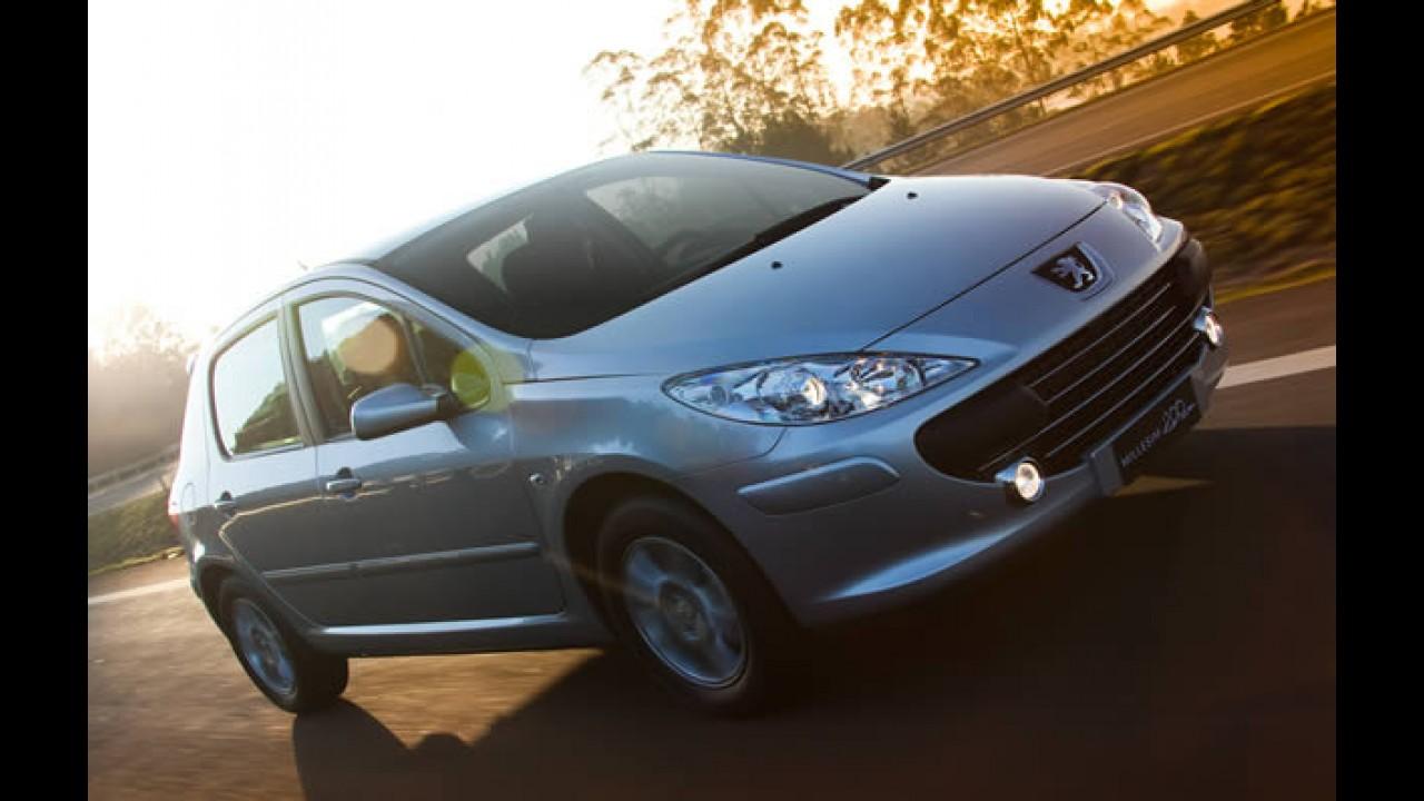 """Peugeot celebra 200 anos com edição especial """"307 Millesim 200"""""""