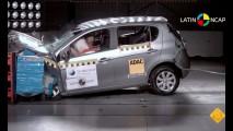 Latin NCAP vai divulgar nova bateria de testes no próximo dia 23