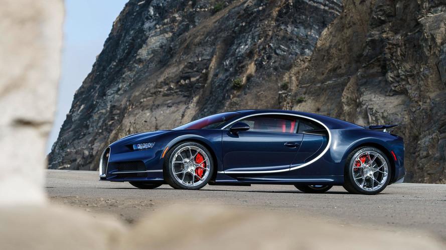 Bugatti annonce avoir atteint ses objectifs annuels pour 2017