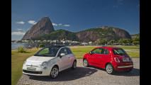 La Fiat 500 in Brasile
