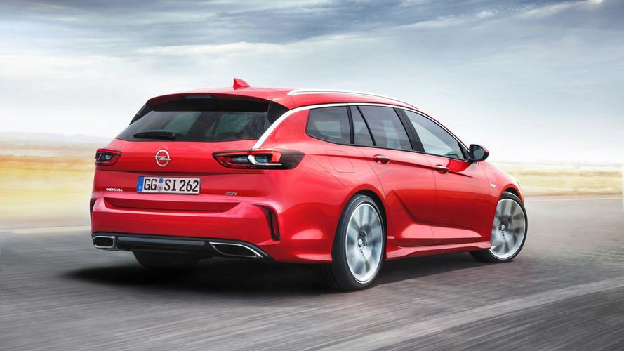 Opel Insignia GSi Sports Tourer 2018, sin renunciar a nada