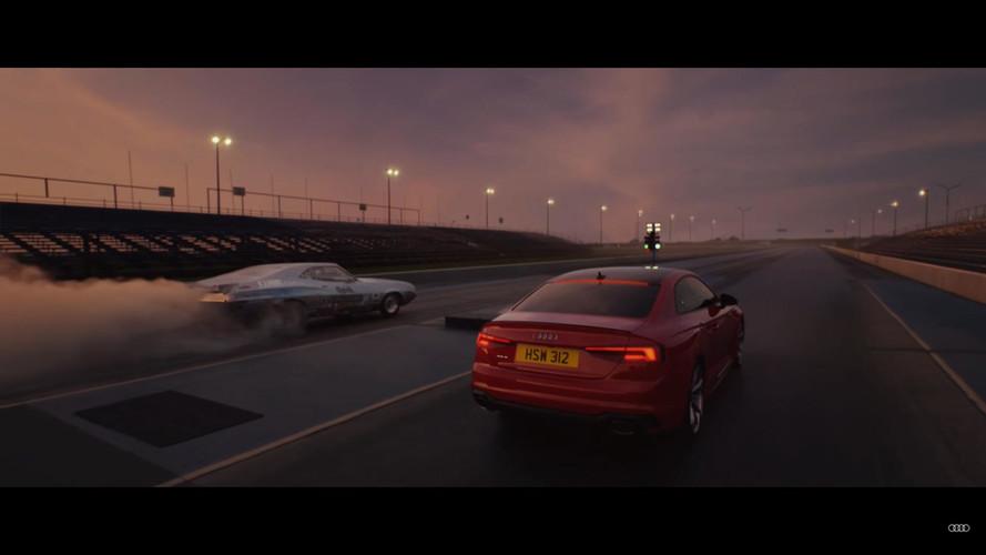 VIDÉO - L'Audi RS 5 Coupé n'a rien à prouver !