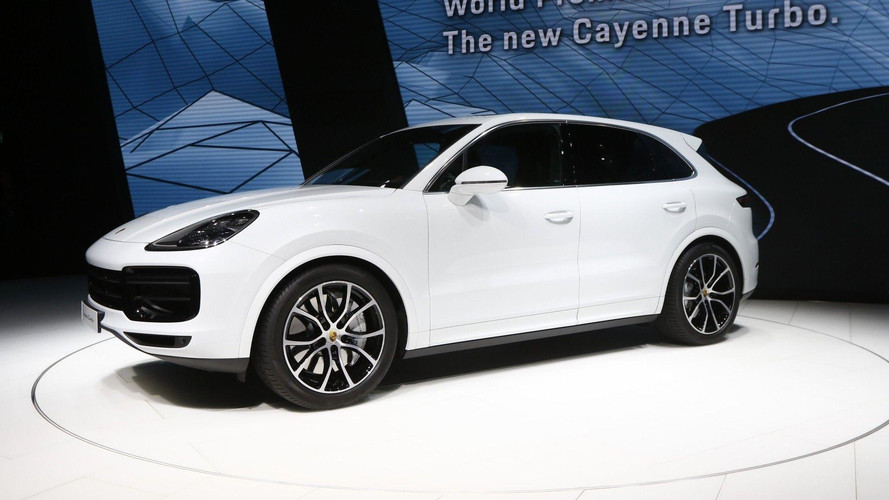 porsche new models 2018. brilliant models new cayenne turbo is the porsche 911 of suvs intended porsche new models 2018