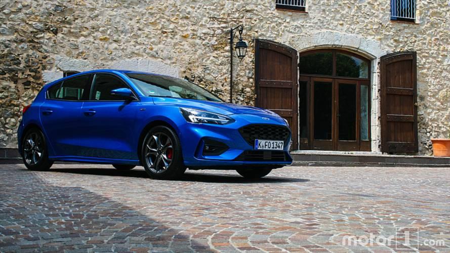 Ford Focus ST-Line 2018