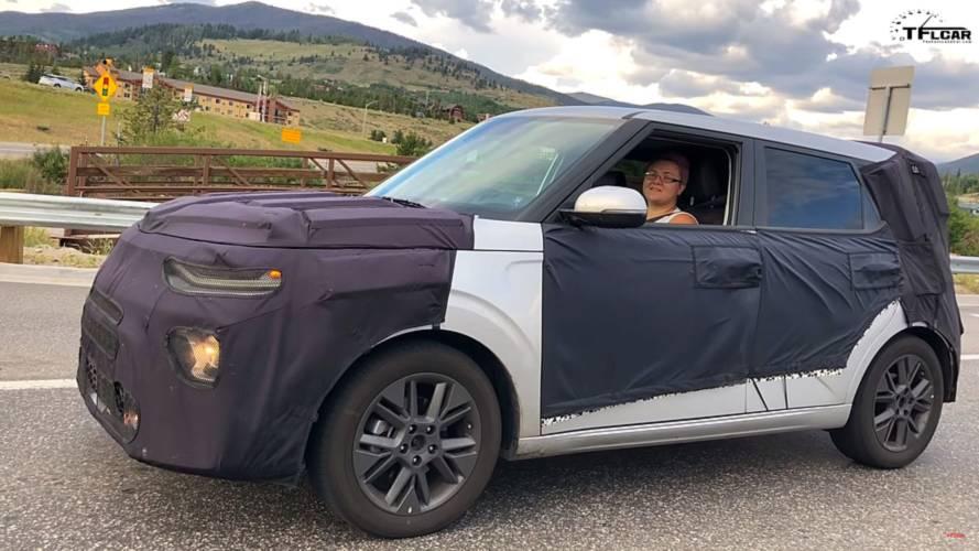 2020 Kia Soul >> 2019 Kia Soul Caught Cruising In Colorado