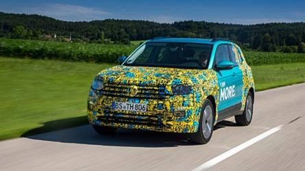 Primeiro contato com o Volkswagen T-Cross, SUV do Polo
